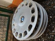4 Radkappen für BMW E39