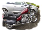 Kawasaki 500 EN