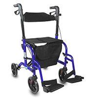 Gehhilfe Rollator Rollstuhl neuwertig