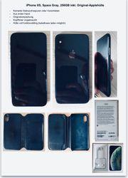 iPhone XS 256GB schwarz