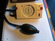 Blutdruck Messgerät aus den 60igern