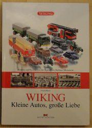 2 Wiking Modell Bücher