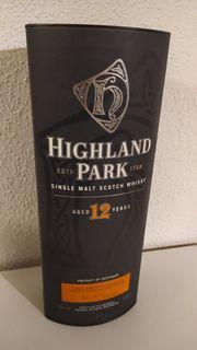 Highland Park Scotch Whisky 12