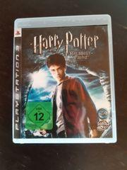 Harry Potter Spiel für PS3-sehr