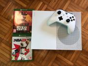 XBOX One S 500GB plus