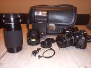 kamera Porst CR7 mit viel