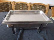 Chafing dish Warmhaltebehälter ohne Deckel