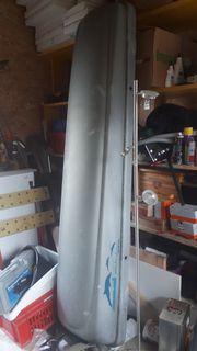 Alte Dachbox zu verschenken