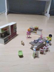 Große und moderne Playmobil Küche