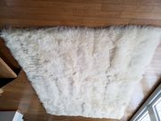 Lammfell Teppich