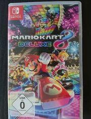 Mario Kart Deluxe 8 Nintendo