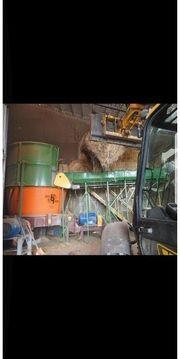 Stroh und Biomass Hackmachine Roto