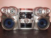 Panasonic Stereoanlage Musikanlage