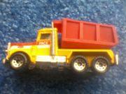 Spielzeug - Kipper - Kipplaster - Matchbox - Peterbilt -