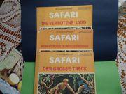 3 Comics Safari Ausgabe 2
