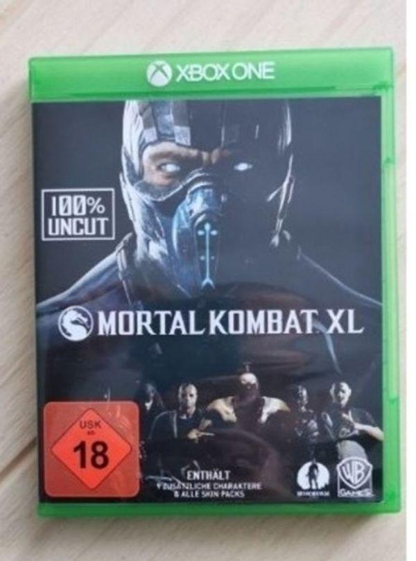 Xbox Spiel Mortal kombat XL