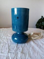 Tischlampe blau gebraucht aber wie