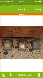 DB Streckentelefon Kurbelfernsprecher OB Telefon