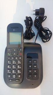 T-SINUS A206 Comfort - Schnurlos Telefon