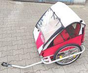 Fahrradanhänger Kinderanhänger Streetcoach