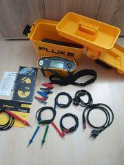FLUKE 1654B Multifunktion Installation Tester