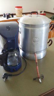 Entsafter Kaffeemaschine Flotte Lotte