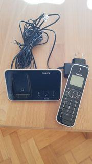 Philips Festnetz Telefon ID555 mit