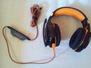 Headset Gamer Gaming Kopfhörer