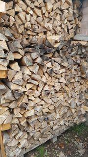 Ofenfertiges Buchen brennholz ab 1RM