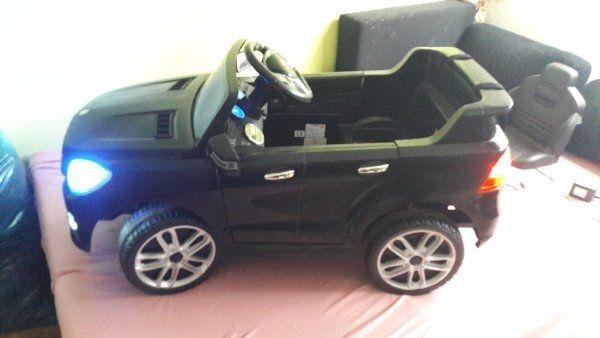 Elektroauto für kinder mit Fernbedienung