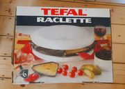 Raclette TEFAL gebraucht im Originalkarton