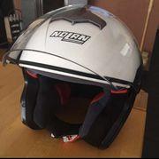 Helm Vespa Motorrad