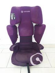 Kinderautositz Concord Transformer T purple