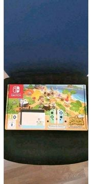Nintendo switch animal crossing neu