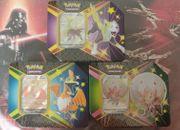 Pokemon Karten Shining Fates Tin
