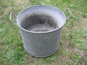 Zinkwanne Brenk Einkocher 40 L