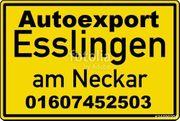 Autoentsorgung Auto Ankauf Autoankauf Esslingen