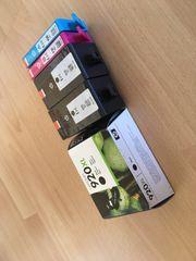HP 920xl Druckerpatronen 3xS 1xC