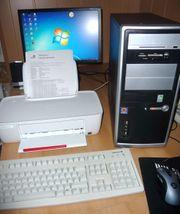 ASUS Komplett PC mit Zubehör