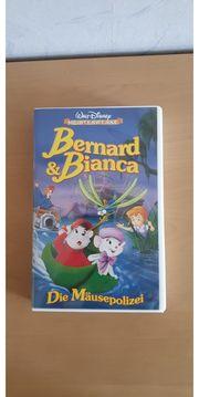 Walt Disney Meisterwerke Bernard Bianca