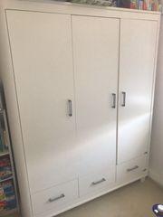 Geuther Kinderzimmermöbel G-Basic weiß Schrank