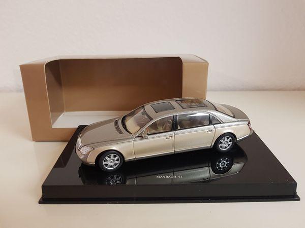 1 43 Maybach 62 Modell