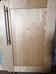 Ikea faktum Ädel birke küchenschrank