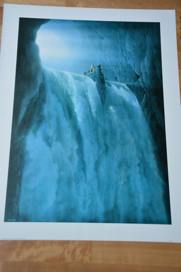 Kunstdruck Poster Refugium Von Hans Werner Sahm In Oberursel