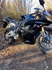 Motorrad mit neue tüv