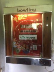 Spielautomat Bowling