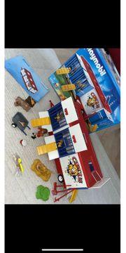 Playmobil 4232 Raubtierkäfig
