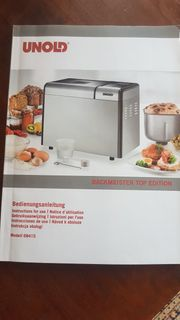 Brotbackautomat UNOLD 68415