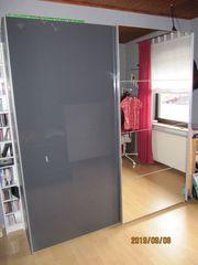 2 türiger Schiebetüren Schlafzimmer Schrank