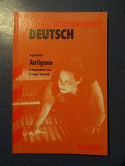 Interpretationen Deutsch - Sophokles Antigone von
